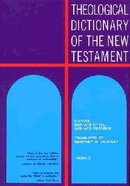 Theological Dict NT (Volume 9) (Theological Dictionary Of The New Testament Series) Hardback
