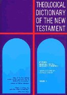 Theological Dict NT (Index) (Volume 10) (Theological Dictionary Of The New Testament Series) Hardback