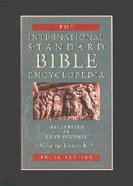 Isbe Intl Standard Bible Encyclopedia (Revised) (Volume 3) (International Standard Bible Encyclopedia Series)