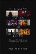 The Many Faces of Faith Hardback