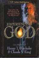 Experiencing God (With Study Questions) Hardback