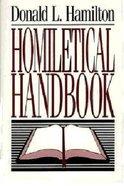 Homiletical Handbook Paperback