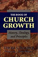 The Book of Church Growth Paperback