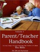 Parent/Teacher Handbook Volume 1 Paperback