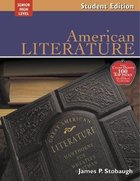 American Literature Student Edition (Senior High Level) Paperback