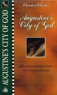 Augustine's City of God (Shepherd's Notes Christian Classics Series) Paperback