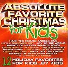 Absolute Favorite Christmas For Kids CD