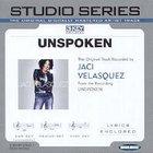 Unspoken (Accompaniment) CD
