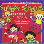 Sunday School's Greatest Hits Vol.2 (Butterfly Kids Presents Series) CD