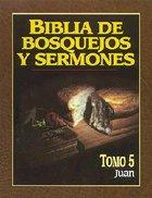 Biblia De Bosquejos Y Sermones #05: Juan (Posb: John) (#05 in Preacher's Outline & Sermon Bible Series) Paperback