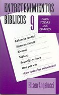Entretenimientos Biblicos #09 (Biblical Entertainment #09) Paperback
