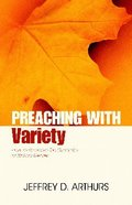 Variety (Preaching With Series) Paperback