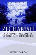 Zechariah Paperback