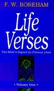 Life Verses #01: A Bunch of Everlastings Paperback