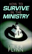 How to Survive in the Ministry Paperback