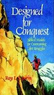 Designed For Conquest Paperback