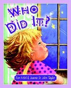 Who Did It? Hardback