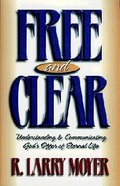 Free and Clear Paperback