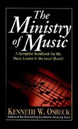 The Ministry of Music Paperback
