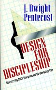 Design For Discipleship Paperback