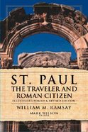 St Paul the Traveler and Roman Citizen Hardback