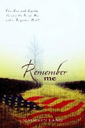 Remember Me (#02 in Pieces Of Silver Series) Paperback