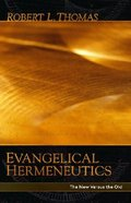 Evangelical Hermeneutics Paperback