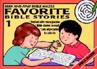 Seek and Find Bible Mazes #1 Paperback