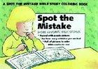 Spot the Mistake #01 Paperback