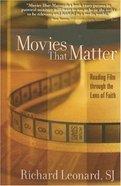 Movies That Matter Paperback