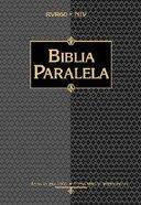 Rvr60/Nvi Biblia Paralela Nvi/Rv60 Parallel Bible Bonded Leather