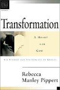 Transformation (Christian Basics Bible Study Series) Paperback