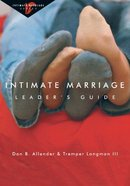 Leader's Guide (Intimate Marriage Series) Paperback
