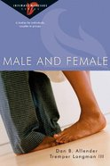Male and Female (Intimate Marriage Series) Paperback