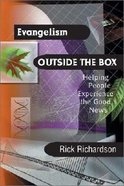 Evangelism Outside the Box Paperback