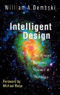 Intelligent Design Paperback