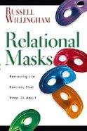 Relational Masks Paperback
