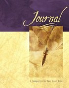 Journal (Companions In Christ Series) Paperback