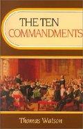Ten Commandments Paperback