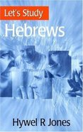 Hebrews (Let's Study (Banner Of Truth) Series) Paperback