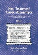 New Testament Greek Manuscripts: Mark Paperback