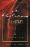 God's New Testament Economy Paperback