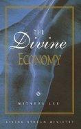 The Divine Economy