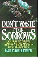 Don't Waste Your Sorrows Paperback