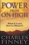 Power From on High Paperback