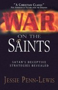 War on the Saints Paperback