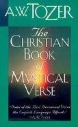 Christian Book of Mystical Verse Paperback