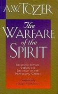 Warfare of the Spirit Paperback