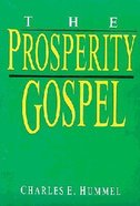 Prosperity Gospel Booklet