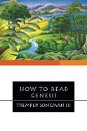 How to Read Genesis Paperback